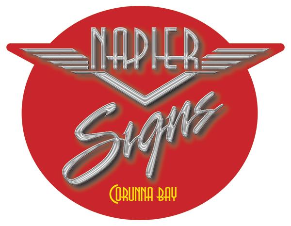 Napier Signs